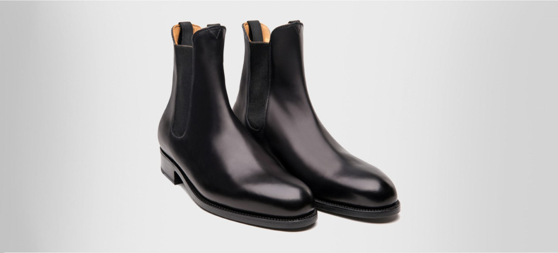 Ankle boots boots Black boxcalf J MWeston Chelsea CxBshQrtd