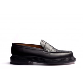 180 perforated triple sole loafer