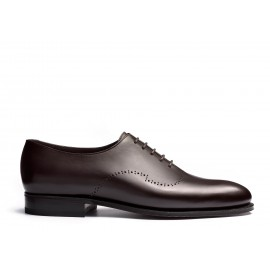 One cut oxford shoe with perforations Rémi