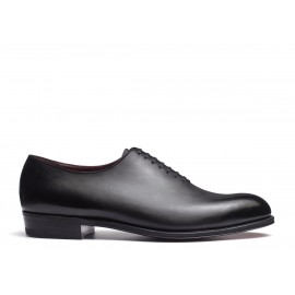 One cut oxford shoe