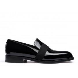 Tuxedo loafer