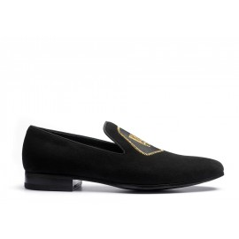 Albi Loafer with Embroidery