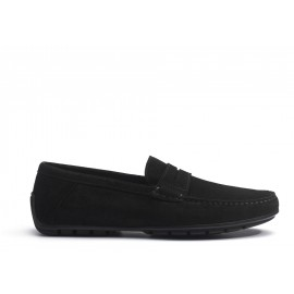 Ajaccio Car Shoe with Strap