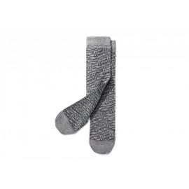 Monogram short socks