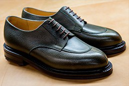 """DEMI-CHASSE"" DERBY SHOES"